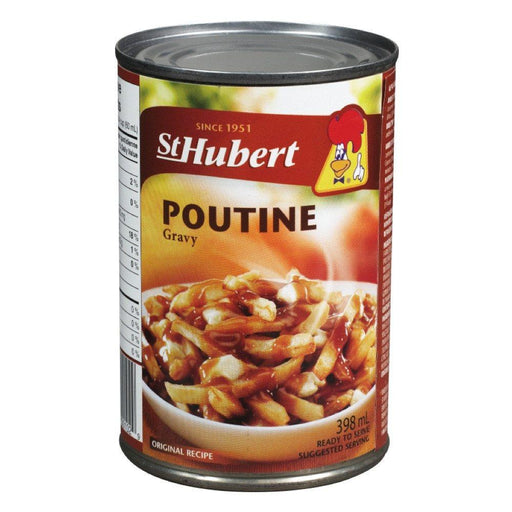 ST-HUBERT SAUCE POUTINE 398 ML
