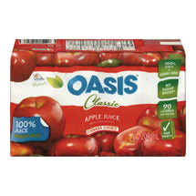 OASIS JUS POMME 3X200 ML