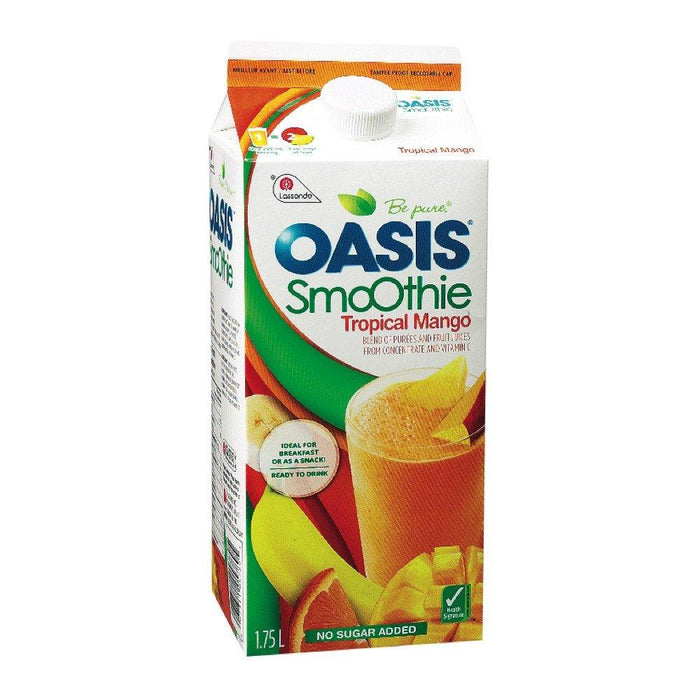 OASIS SMOOTHIE MANGUE TROPICALE 1.75 L