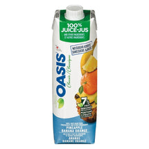 OASIS JUS ANANAS BANANE ORANGE 960 ML