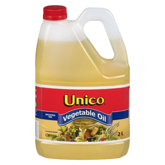 UNICO OIL VEGETABLE 3 L