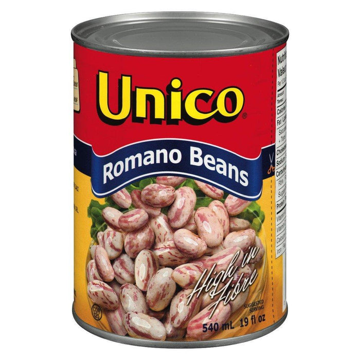 UNICO HARICOT ROMANO 540 ML