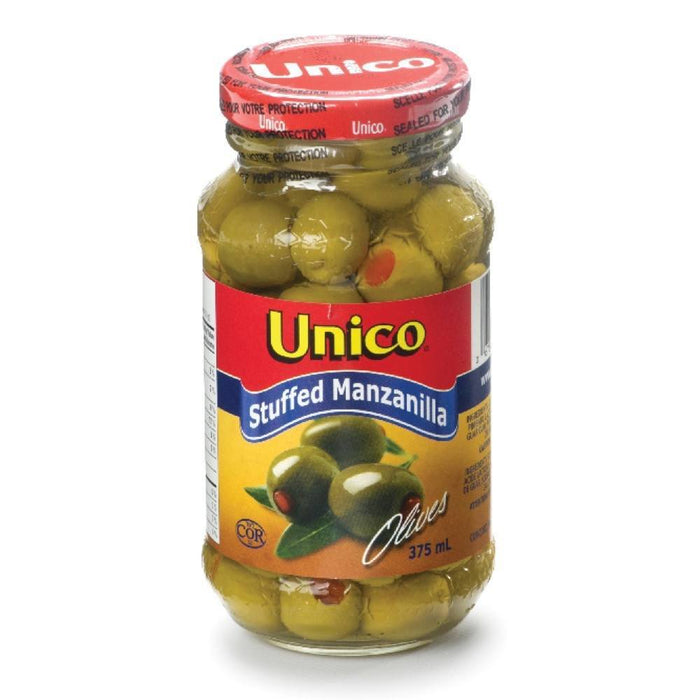 UNICO OLIVES FARCIES MANZANILLA 375 ML