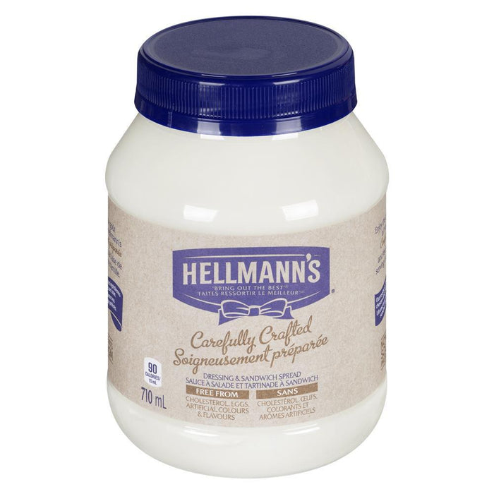 HELLMANNS VEGAN DRESSING & SPREAD SANDWICH 710 ML