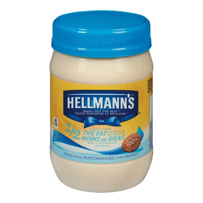 HELLMAN MAYONNAISE LEGERE 445 ML