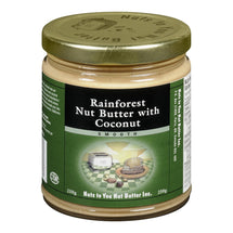 NUTS TO YOU NUT BUTTER NUT BUTTER RAINFOREST COCONUT SMOOTH 250 G