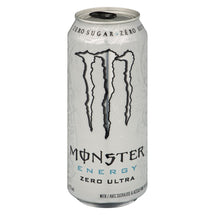 MONSTER ZERO ULTRA ENERGY DRINK  473 ML