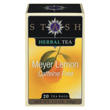 STASH TISANE CITRON FLEURI 20 UN