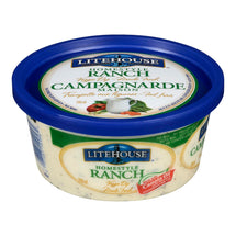 LITEHOUSE HOMESTYLE RANCH VEGGIE DIP 296ML