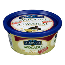 LITEHOUSE AVOCADO VEGGIE DIP 296ML