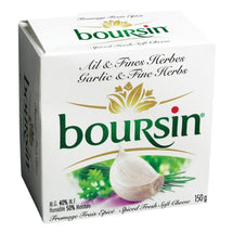 BOURSIN FROMAGE AIL FINES HERBES 150 G