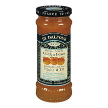 ST DALFOUR PEACH JAM 225ML