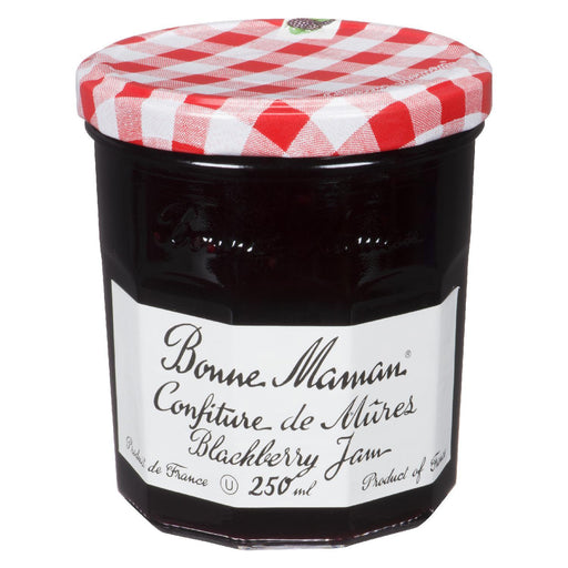 BONNE MAMAN JAM BLACKBERRY 250 ML