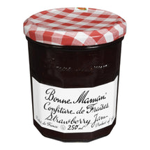 BONNE MAMAN JAM STRAWBERRY 250 ML