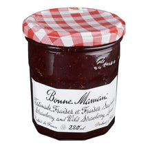 BONNE MAMAN SPREAD STRAWBERRY WOOD 280 ML