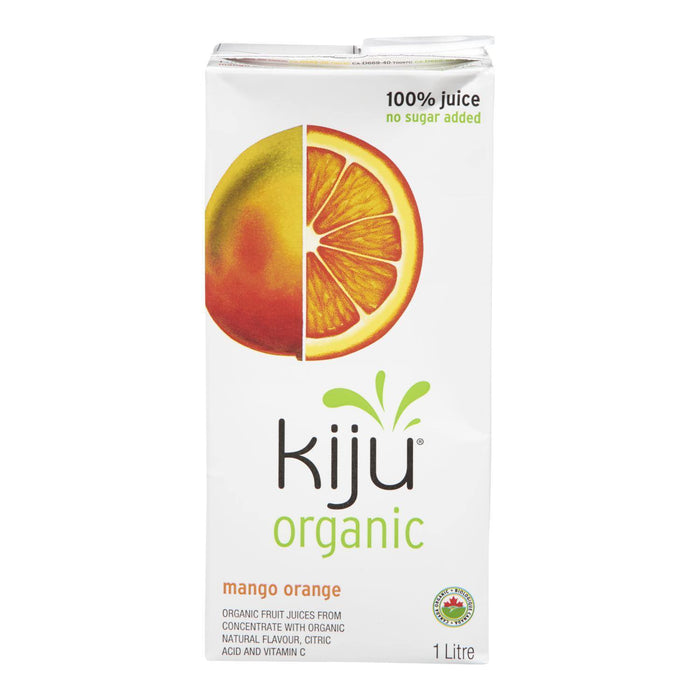 KIJU JUICE MANGO AND ORANGE BIO 1 L
