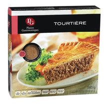 PLAISIRS GASTRONOMIQUES PORK AND BEEF MEAT PIE 585 G