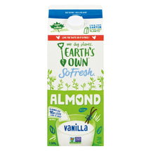 EARTH'S OWN, ALMOND FRESH VANILLA BEVERAGE 1.89 L