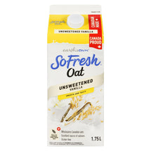 SOFRESH OATS VANILLA OAT BEVERAGE 1.75L