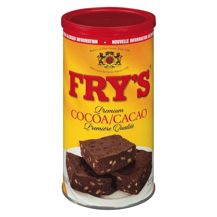 FRY'S COCOA BAKING CHOCOLATE 227 G