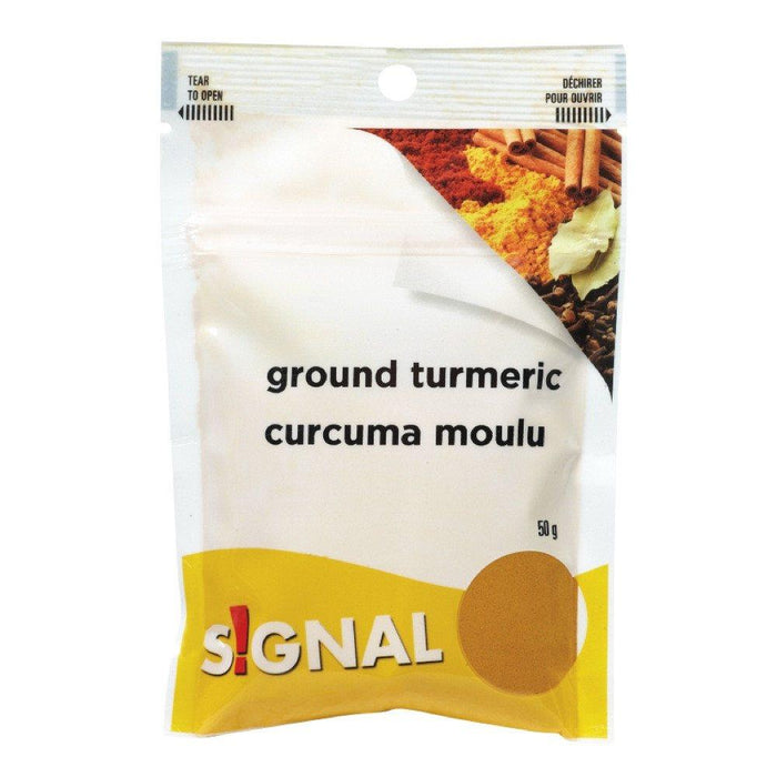 SIGNAL GROUND TUMERIC 50 G
