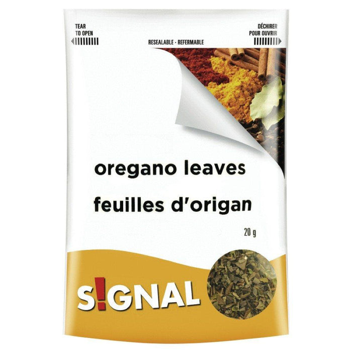 SIGNAL OREGANO LEAVES 20 G