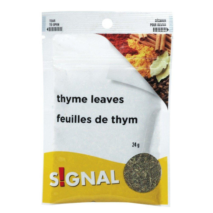 SIGNAL THYME LEAVES 24 G