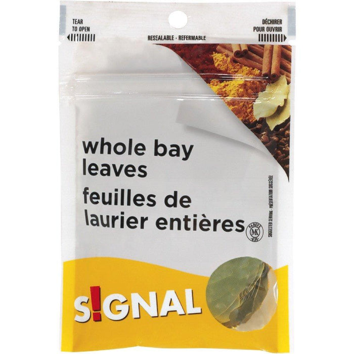SIGNAL WHOLE BAY LEAVES 10 G
