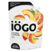 IOGO PEACH 1.5% YOGURT 2 KG