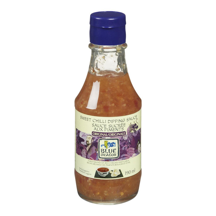 BLUE DRAGON CHILI DIPPING SAUCE 190 ML