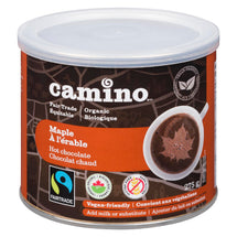 CAMINO HOT CHOCOLATE MAPLE ORGANIC 275G