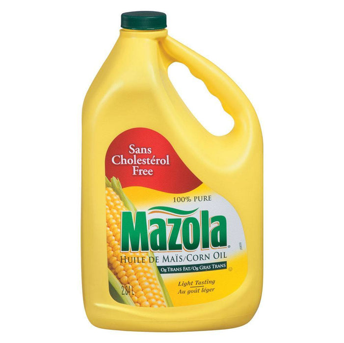 MAZOLA CORN OIL 100% PURE 2.84 L