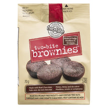 TWO BITE BROWNIES MOIST FUDGY 70 G