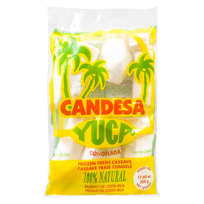 CANDESA YUCA CASSAVE 500 G