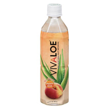 VIVALOE PEACH ALOE VERA DRINK 500 ML