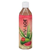 VIVALOE WATERMELON ALOE VERA DRINK 500 ML