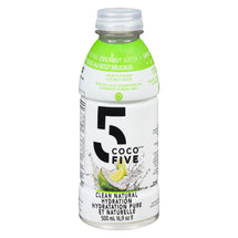 COCO5 COCONUT WATER LEMON LIME 500ML