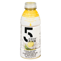 COCO5 COCONUT WATER PINEAPPLE 500ML