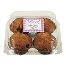 FGF FIELDBERRY MUFFINS 4S 400 G