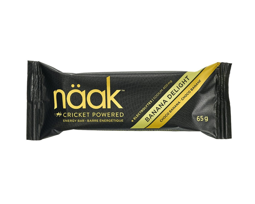NÄAK ENERGY BAR CHOCOLATE BANANA 65G