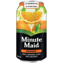 MINUTE MAID ORANGE JUICE 24x341 ML