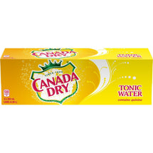 CANADA DRY TONIC SODA 12x355 ML