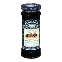 ST DALFOUR FOUR FRUITS JAM 225ML
