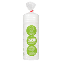 ECO PRODUCTS, ECOLID 10-20 OZ, 50 UNITS