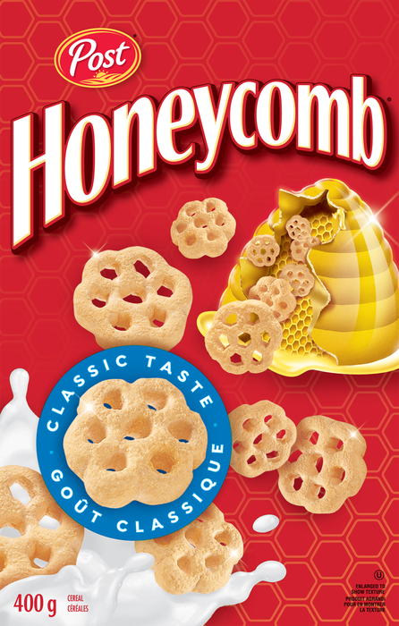 POST HONEYCOMB CEREAL  400 G