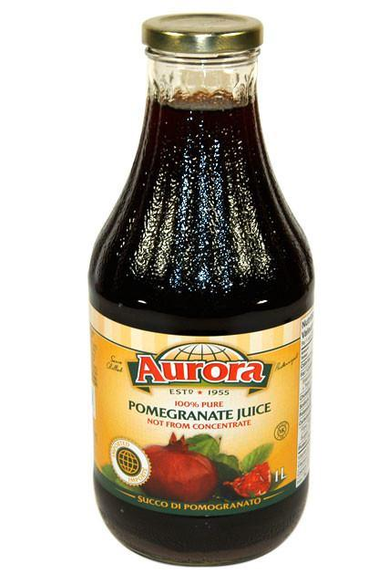 AURORA POMEGRANATE JUICE 1 L