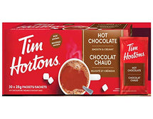 TIM HORTONS HOT CHOCOLATE - 30 X 28 G