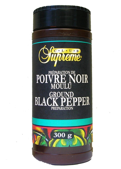 CLUB SUPREME BLACK PEPPER 300 G