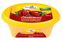 FONTAINE SANTE HUMMUS ROASTED RED PEPPER 260 G