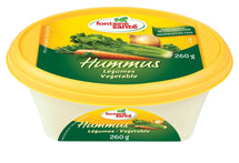 FONTAINE SANTɉ VEGETABLES HUMMUS 260 G